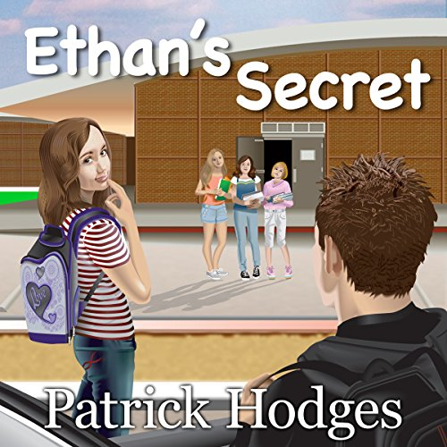 Ethan's Secret audiobook cover art