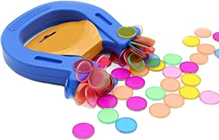 boxoon Horseshoe Magnet Toy Creative Stem Toy with 100PCS Chips for Kids Kids Magnet Labs Toddler Magnet Labs