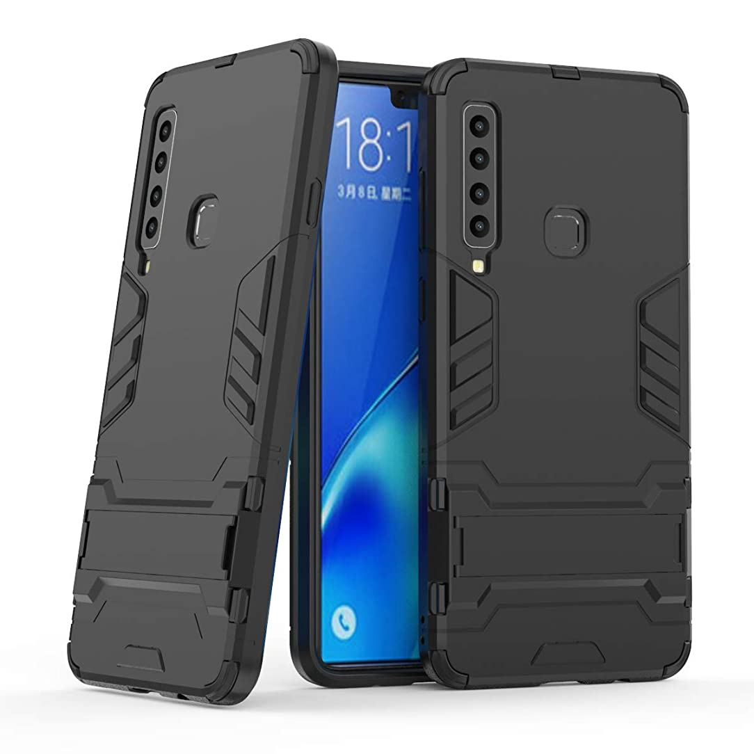 Samsung Galaxy A9 (2018) Case, CaseExpert Shockproof Rugged Impact Armor Slim Hybrid Kickstand Protective Cover Case for Samsung Galaxy A9 (2018)