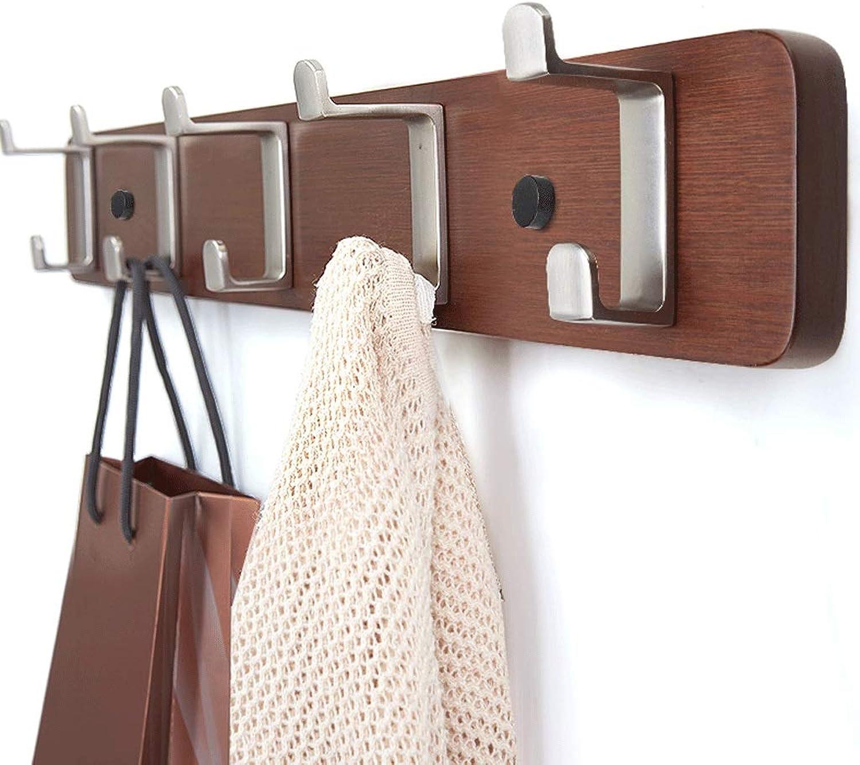 Door Behind The Hook Hanger Creative Clothes Coat Hook Coat Hook Wall Wall Hanging Porch Coat Rack Wall Hanger (color   B)