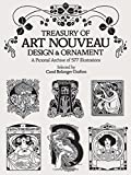 Treasury of Art Nouveau Design & Ornament (Dover Pictorial Archive)...
