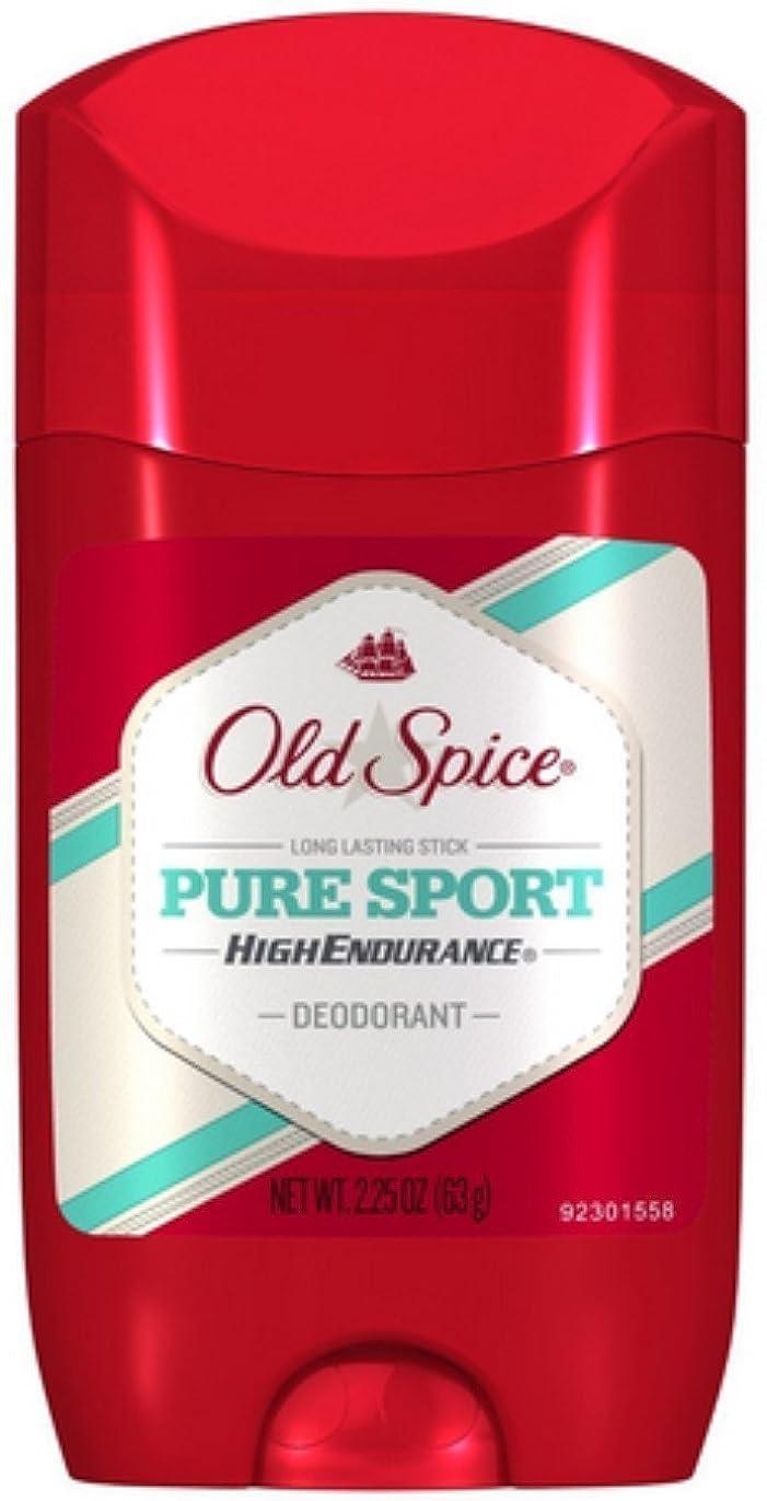 風が強い報復するやむを得ないオールドスパイス ピュアスポーツ Old Spice Pure Sports 63g