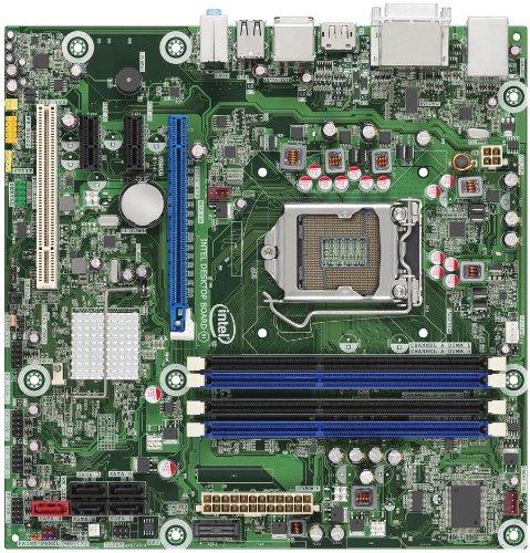 INTEL DQ57TM mATX Socket1156 FSB QPI DDR3-1333 4xSATA Mainboard Bulk