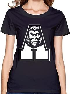 SNOWANG Women's Ape Phace T-Shirt