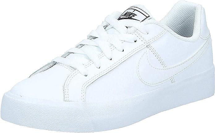 Nike WMNS Court Royale AC, Chaussures de Fitness Femme, Blanc ...