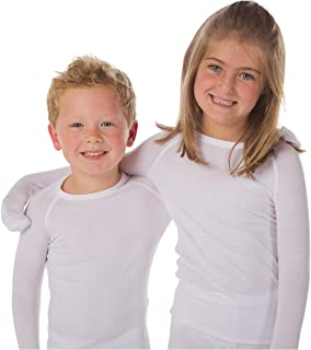 Wrap-E-Soothe Eczema Clothing, Tencel Tops for Kids (4 Years)