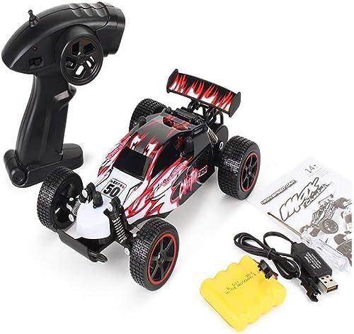@MZL Monster Truck Schnellgesteuerter elektrischer Rennrennsport im Ma ab 1 20 - mit Aufh ung 2,4 GHz 2WD-Funk-Monstertruck - Kind Wachstum Spielzeug