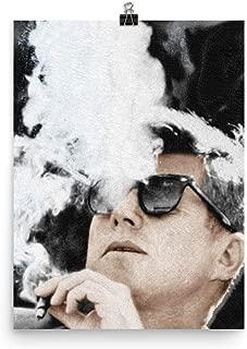 jfk sunglasses poster
