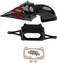 Air Cleaner Kits Intake Filter Blcack For Yamaha Roadstar Xv1700Pc Warrior 02-10 Motorcycle