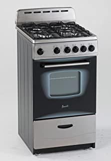 apartment appliances stainless