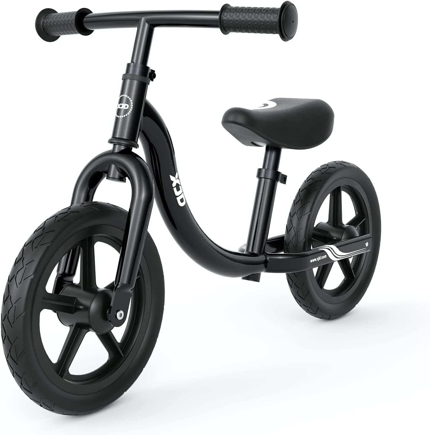 XJD Kids Balance Bike Beginner No Bicycle Pedal for Toddler Same day Import shipping