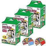 FujiFilm Instax Mini Instant Film 5 Pack (5 x...