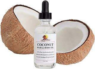 Sponsored Ad - Lavish Ocean Coconut Hair & Body Oil - Prevents Breakage & Promotes Hair Health