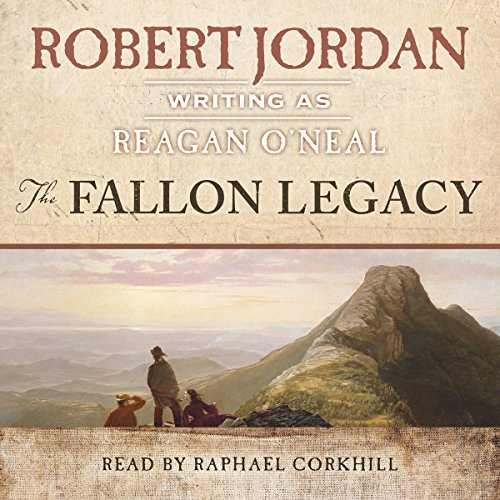 The Fallon Legacy audiobook cover art