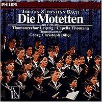 DIE MOTETTEN BWV 225-230