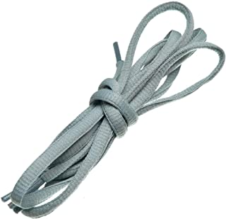 """Sponsored Ad - BIRCH`s Oval Shoelaces 27 Colors Half Round 1/4"""" Shoe Laces 4 Different Lengths"""