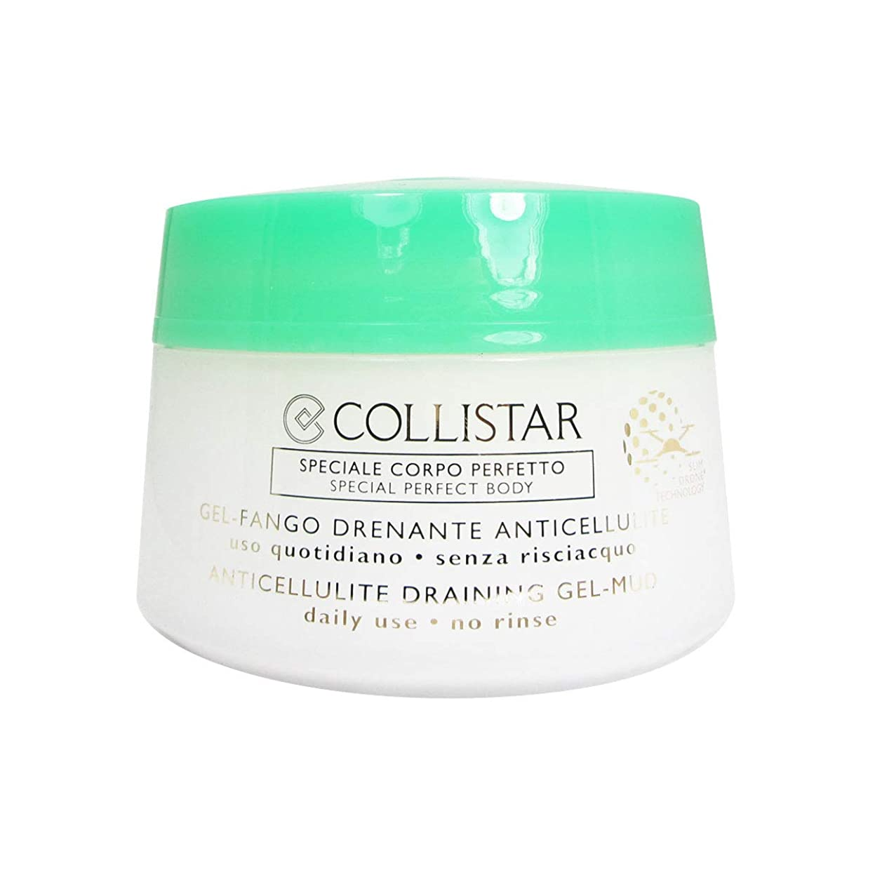 メロディー姓マナーCollistar Anti-cellulite Gel-sludge 400ml [並行輸入品]