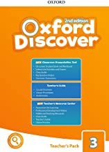Oxford Discover: Level 3: Teacher's Pack