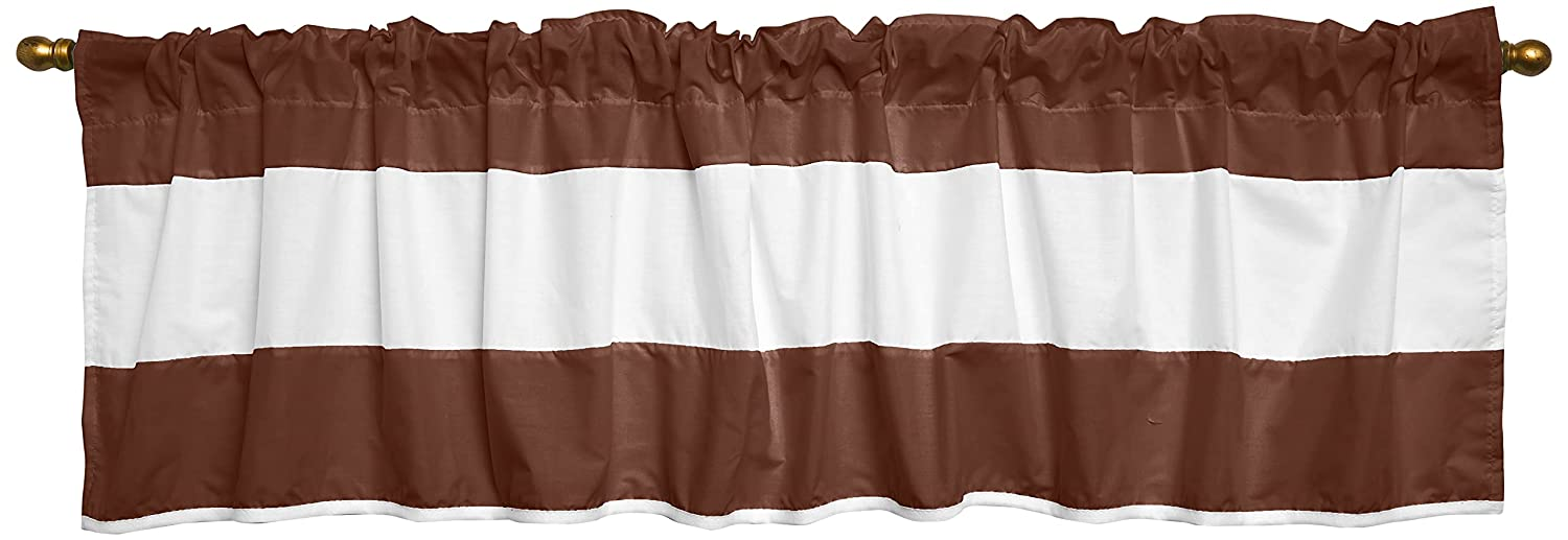 Baby Doll Super Special SALE held Sweet Lodge Collection OFFer Valance Window in Chocolate