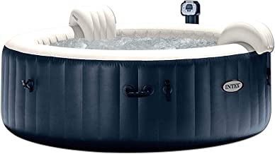 saltwater inflatable hot tub
