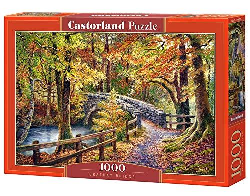 Castorland- Puzzle, CSC104628