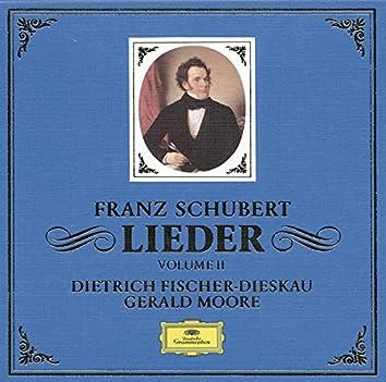 Schubert: Lieder (Vol. 2)