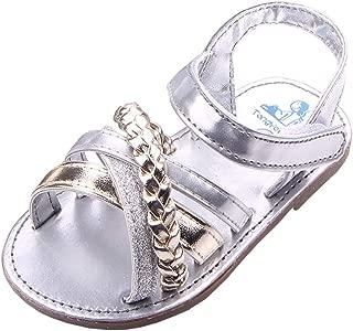 Beeliss Baby-Girls Baby Flowers Sandals