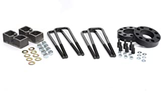 Made in America all transmissions Daystar fits 1997 to 2006 2//4WD KJ09160BK Jeep TJ Wrangler 2.75 Lift Kit with front and rear shocks