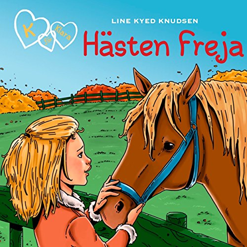 Hästen Freja audiobook cover art