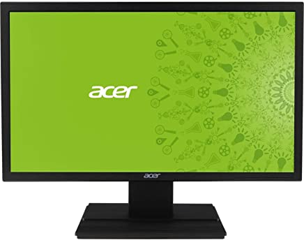 $97 Get Acer V246HL 2434; LED LCD Monitor - 16:9 - 5 ms - Adjustable Display Angle - 1920 x 1080 - 16.7 Million Colors - 250 Nit - Full HD - Black (Renewed)