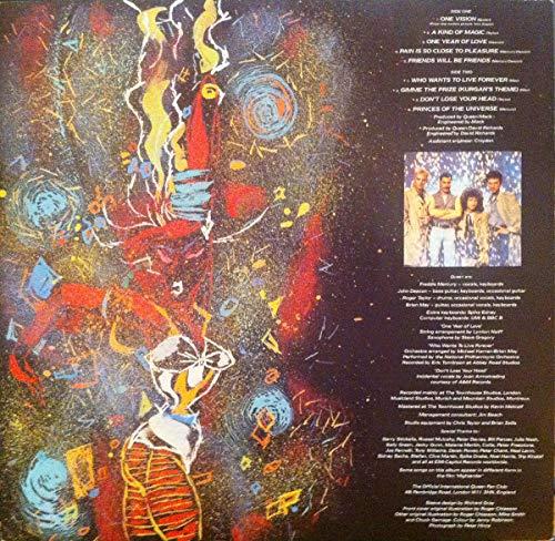 A kind of magic (1985/86) [Vinyl LP] - 6