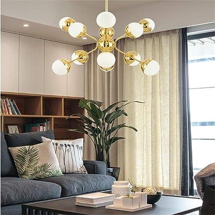 Amazon.es: lamparas de techo modernas para comedor - Más de 500 EUR ...
