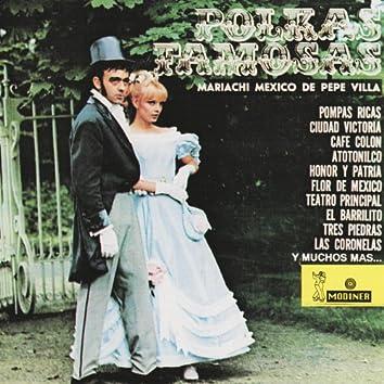 Polkas Famosas - Mariachi Mexico de Pepe Villa