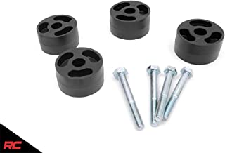 Rough Country Transfer Case Drop Kit compatible w/ 1984-2001 Jeep Cherokee XJ Cherokee Comanche MJ w/ 4.5-6.5
