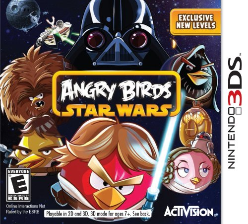Photo of Angry Birds: Star Wars