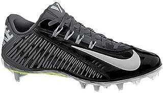 Vapor Carbon Elite TD Mens Football Cleats (13 D(M) US, Black/Gray)