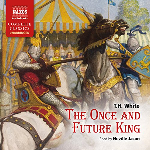 The Once and Future King audiobook cover art