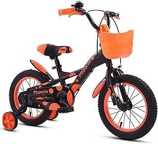 "TWTD-TYK Kid's Bike,Children's Bike, Kids Bike,Toddler Training Bike for 2-12 Years,12""14""16""18""Childrens Bicycle for Boy/Girl's with Training Wheels"