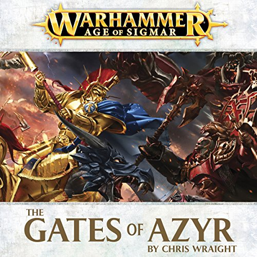 The Gates of Azyr: Age of Sigmar audiobook cover art
