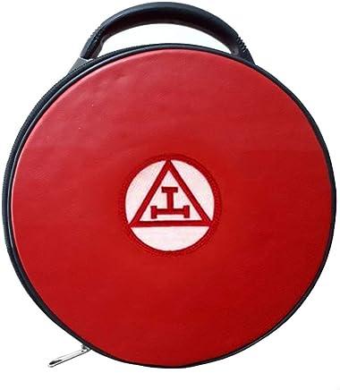 c71a424482d8 Bricks Masons Masonic Royal Arch Hat/Cap Case Red