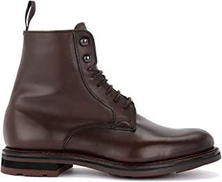 Church's Man's Wootton Ankle Boot in Fine Brown Calf Leather