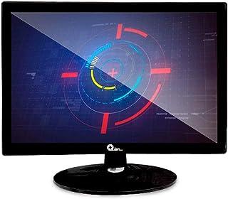 MONITOR QIAN LED HD 15.4'', VGA RESOLUCIÓN 1280x800, NEGRO, (QM1538001)