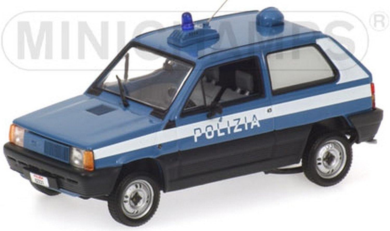 Minichamps 1 43 Fiat Panda Polizia   400 121490