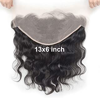 thin transparent lace frontal