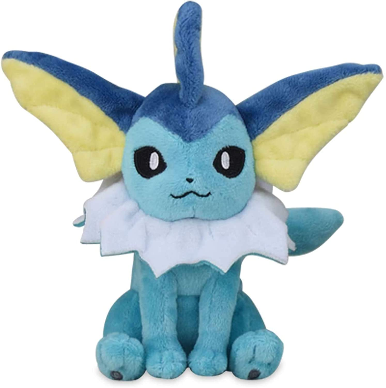 Pokémon Plush Sitting Cuties Vaporeon