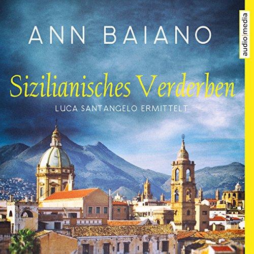 Sizilianisches Verderben audiobook cover art