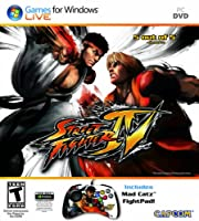 Street Fighter IV MadCatz Bundle (輸入版)