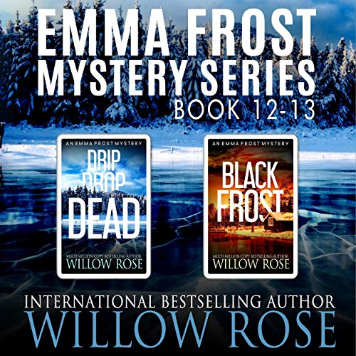 Emma Frost Mystery Series: Book 12-13 cover art