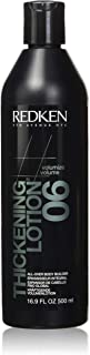 Redken Thickening Lotion 06 | For Fine Hair | Adds Weightless Body & Texture | Alcohol-Free
