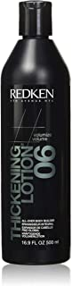 Redken Thickening 06 Body Builder Lotion for Unisex, 16.9 Ounce